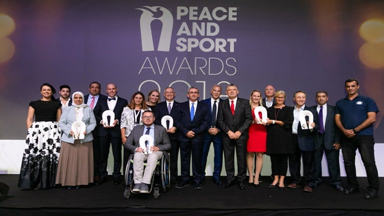 Αποτέλεσμα εικόνας για Το Peace and Sport Regional Forum ολοκληρώθηκε με απόλυτη επιτυχία στη Ρόδο.