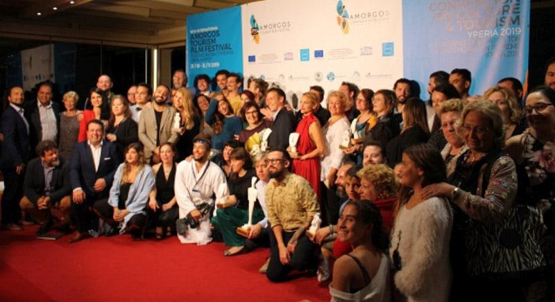 Αποτέλεσμα εικόνας για 10ο Διεθνές Φεστιβάλ Τουριστικών Ταινιών Αμοργού - Νικητές 2019