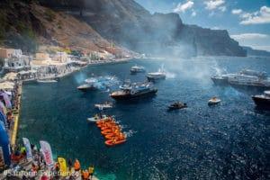 Υψηλου επιπέδου αθλητές στο Santorini Experience 2019