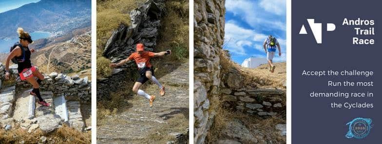 Αποτέλεσμα εικόνας για Andros Trail Race 2018
