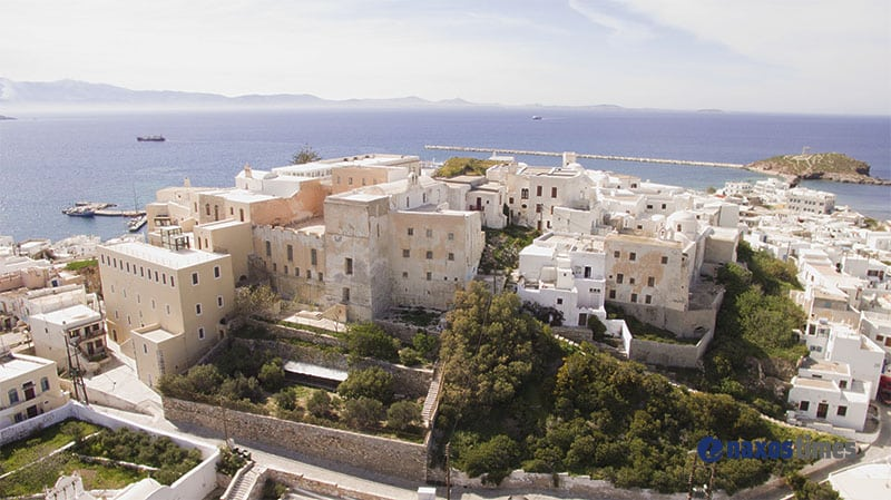 Αποτέλεσμα εικόνας για Κάστρο της Χώρας Νάξου