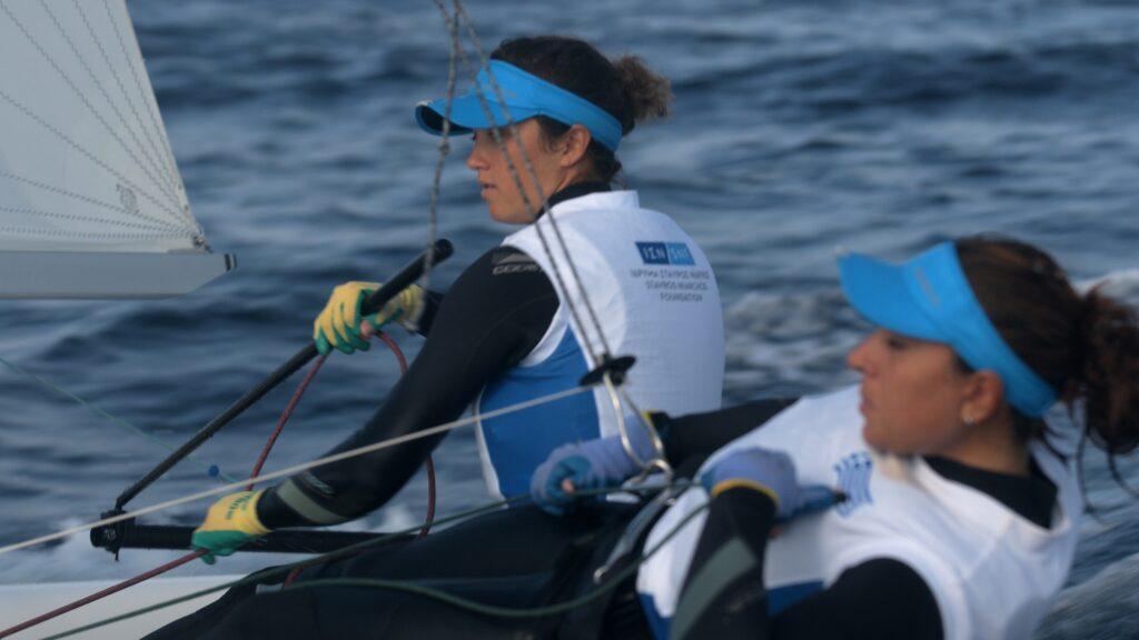 Aνοίγοντας Πανιά για τους Ολυμπιακούς Αγώνες του Τόκιο 2020