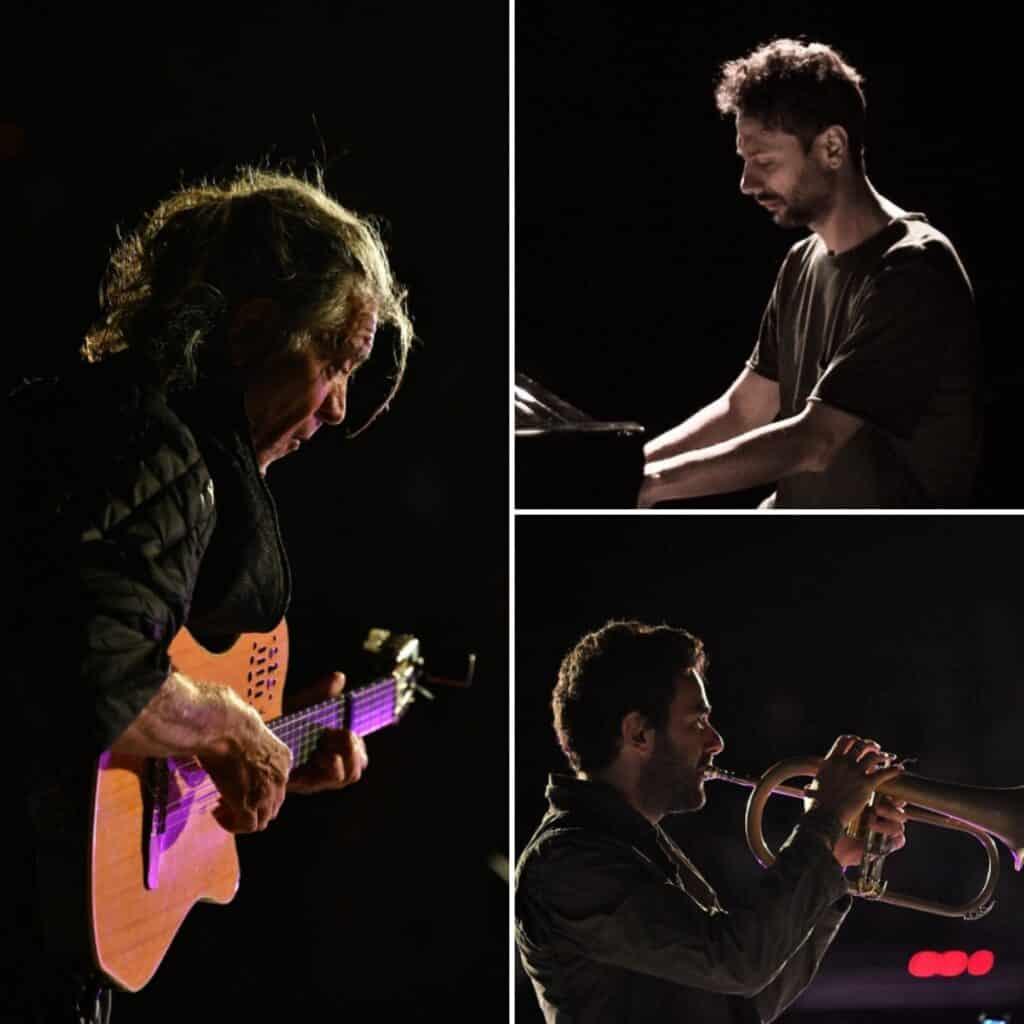 Aegean jazz concert- Πύργος Μπαζαίου 29/7