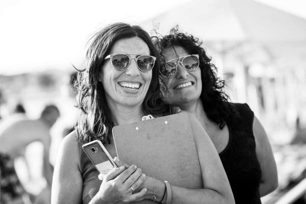 Οι Κατερίνα και Καλλιόπη Χατζηπέτρου στο Carpe Diem