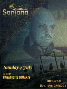 SANTANA BEACH CLUB REASTAURANT SUMMER PARTI!!!!